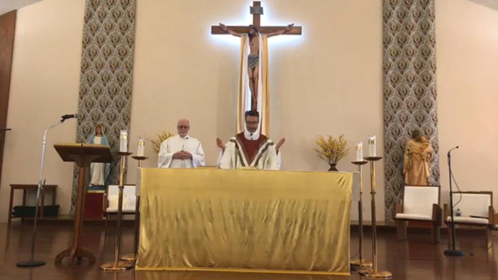 Mass to Restart June 13th&14th
